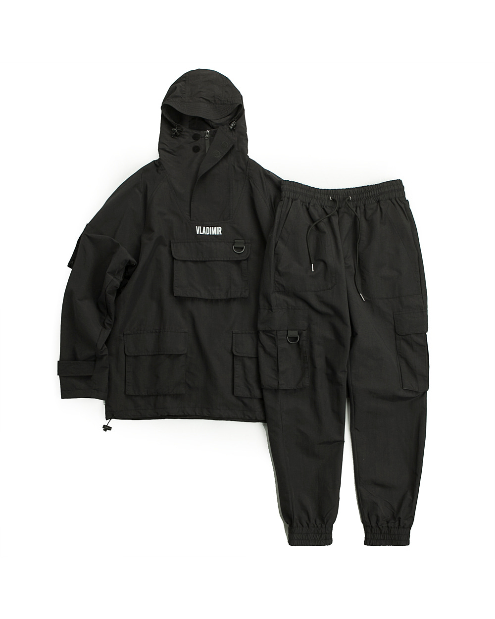 WATERPROOF UTILITY SET-UP BLACK