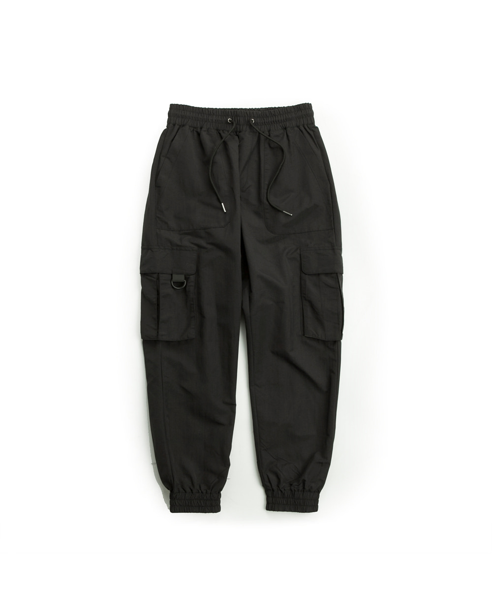 WATERPROOF JOGGER PANTS BLACK
