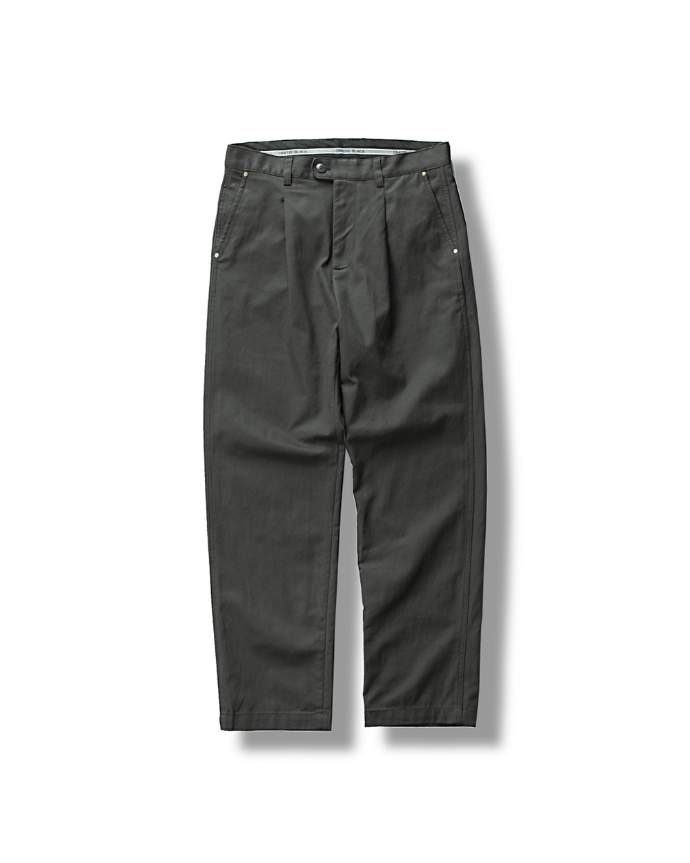 ALL SEASON RIVET PANTS CHARCOAL