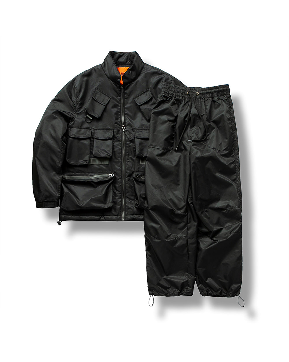 (VLADIMIR) FISHERMAN UTILITY SET UP BLACK