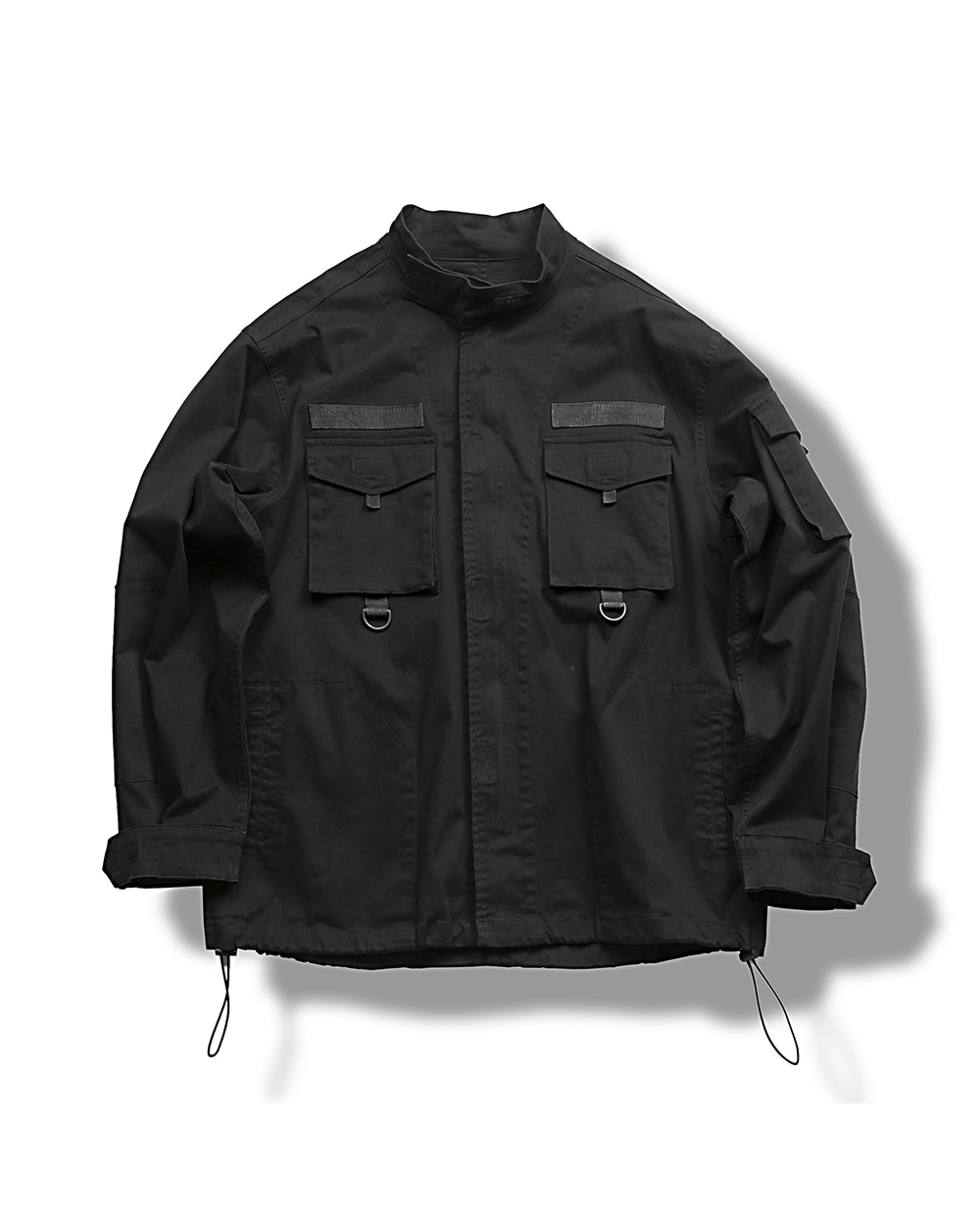 (VLADIMIR) VDMR FIELD JACKET BLACK