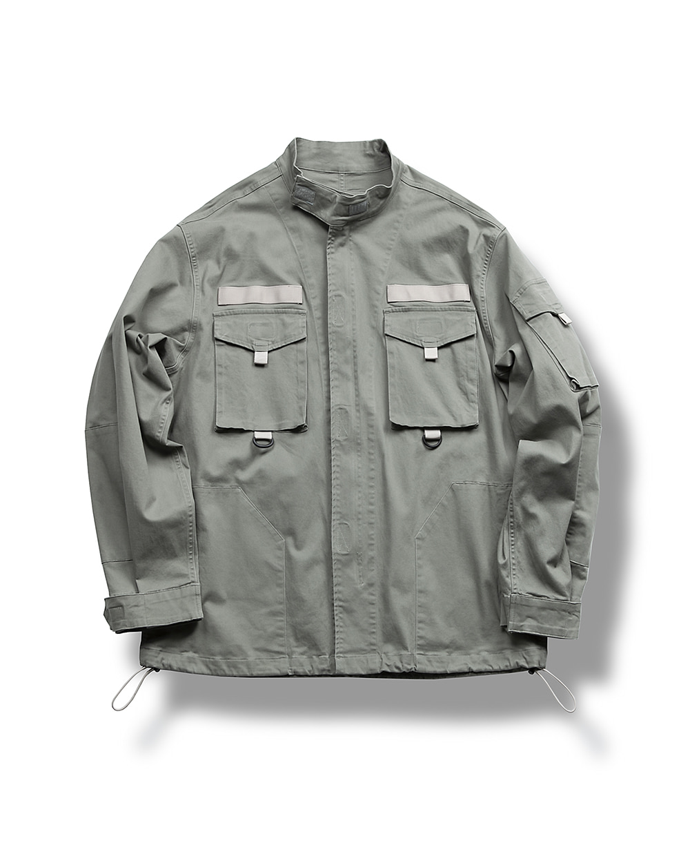 (VLADIMIR) VDMR FIELD JACKET LIGHT GRAY