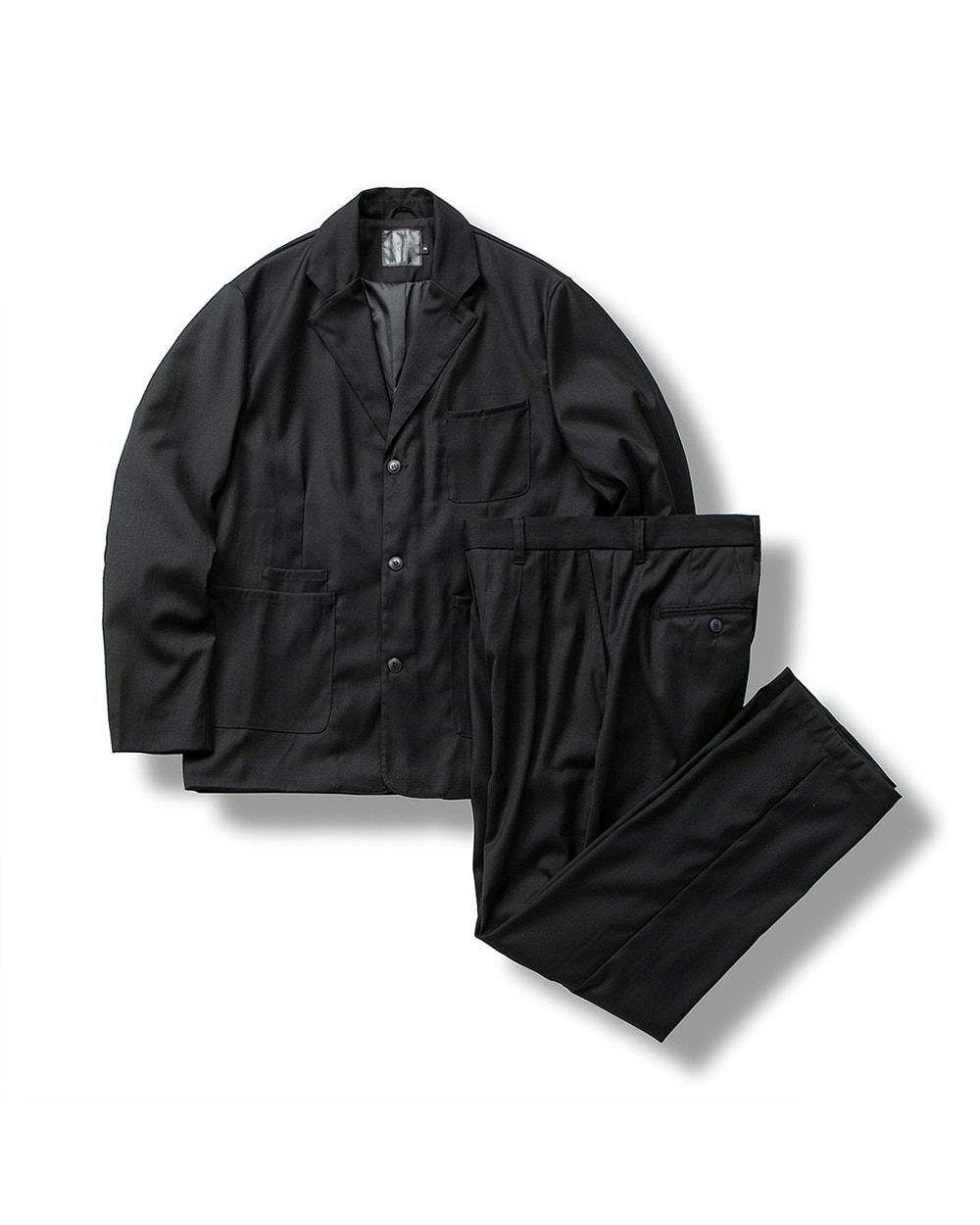 (FW) FORMAL SET UP BLACK