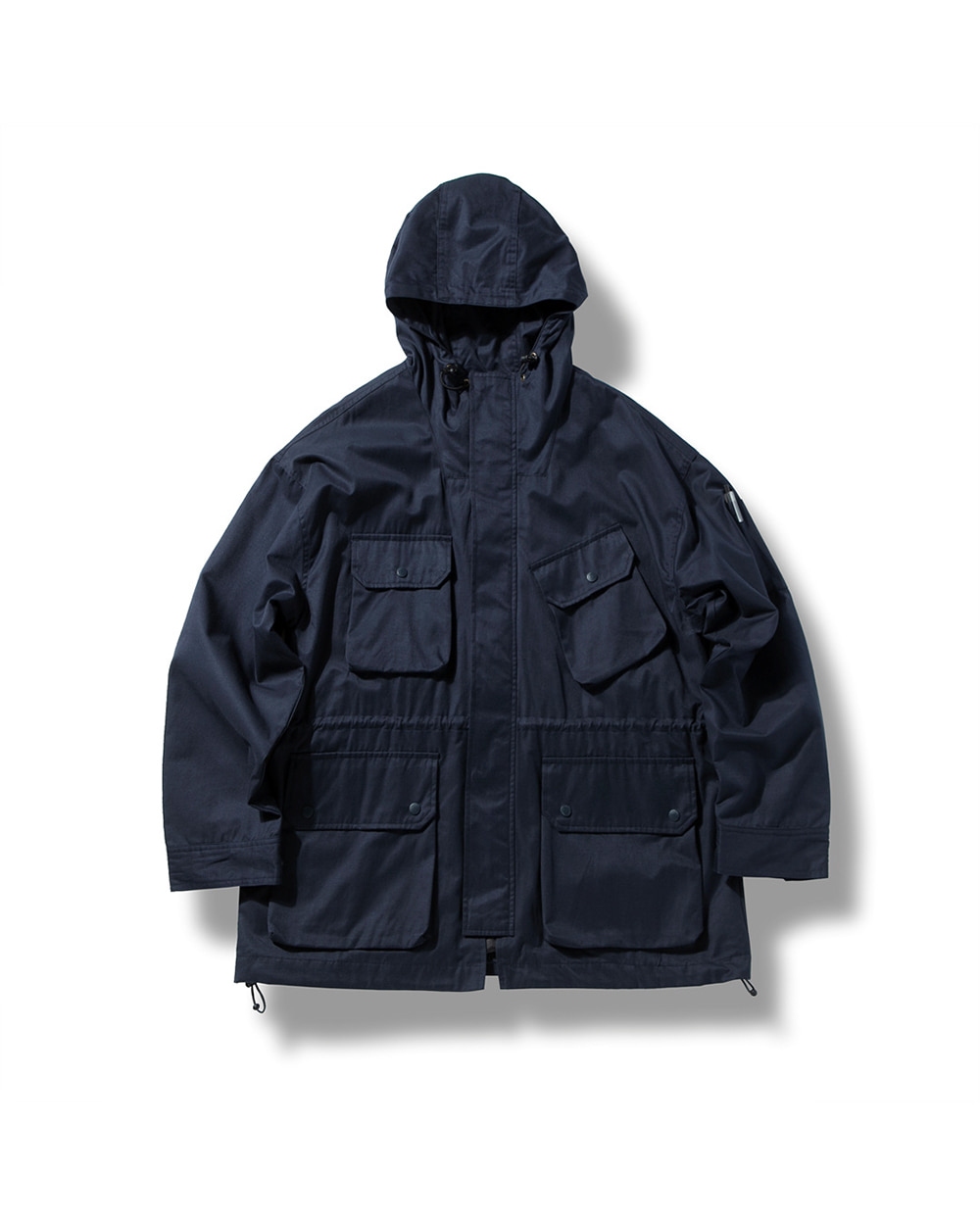COMBAT MOUNTAIN JACKET NAVY