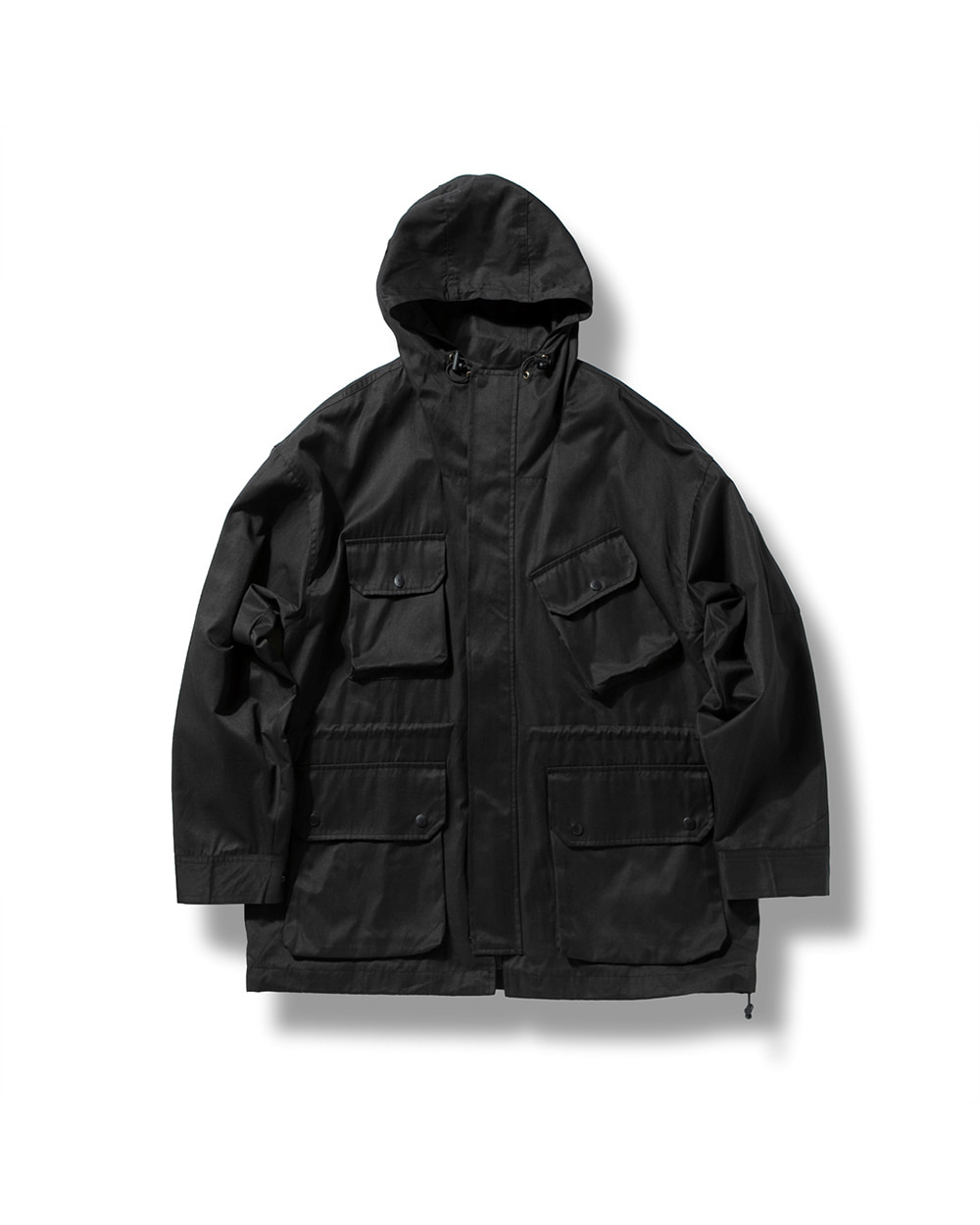 COMBAT MOUNTAIN JACKET BLACK