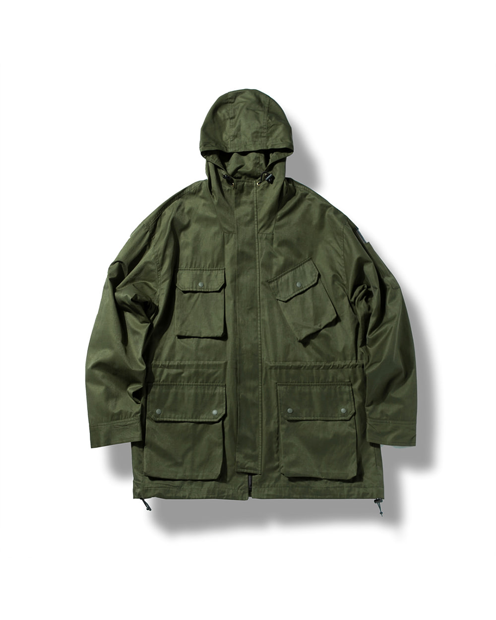 COMBAT MOUNTAIN JACKET OLIVE