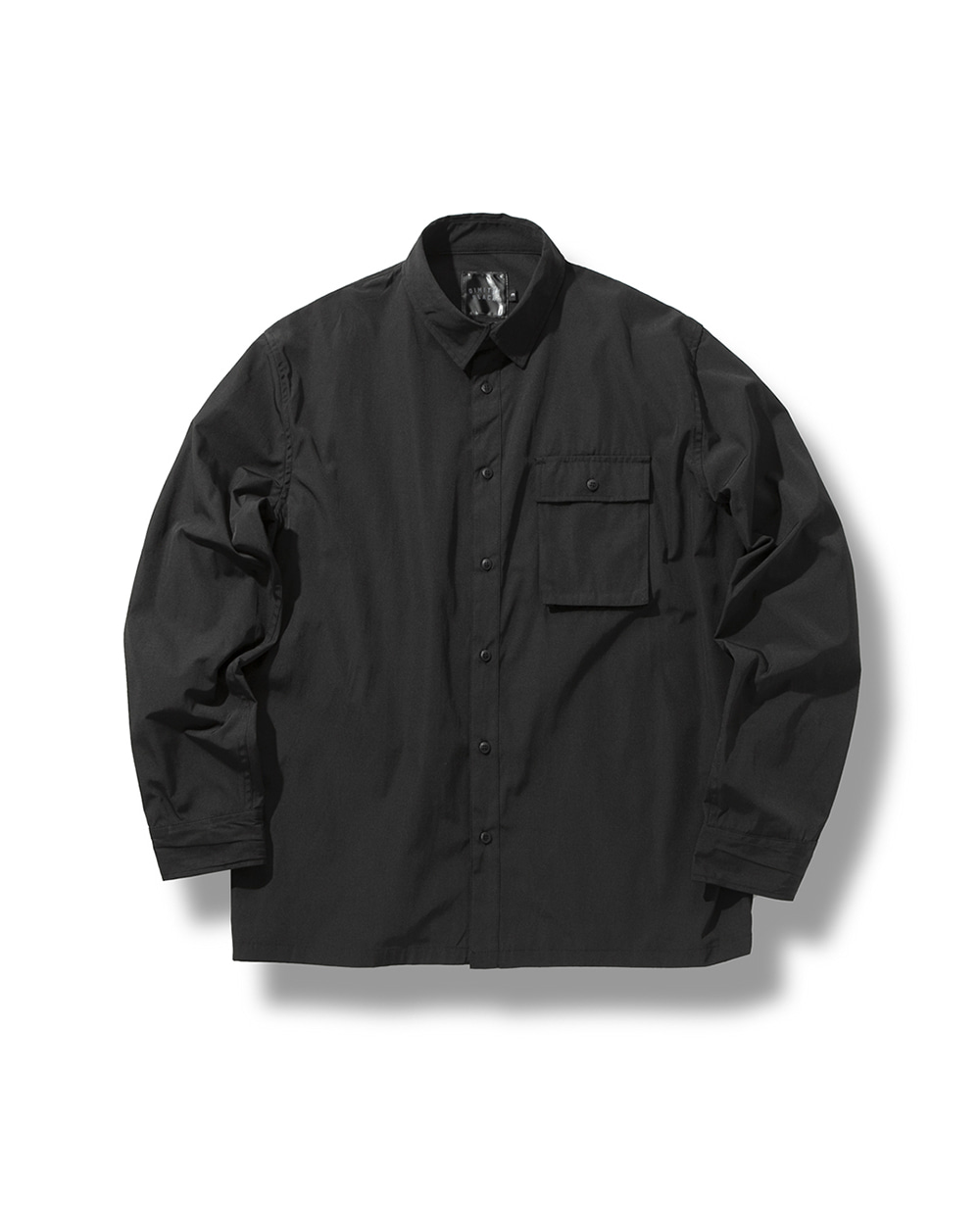 C/P SHIRTS JACKET BLACK