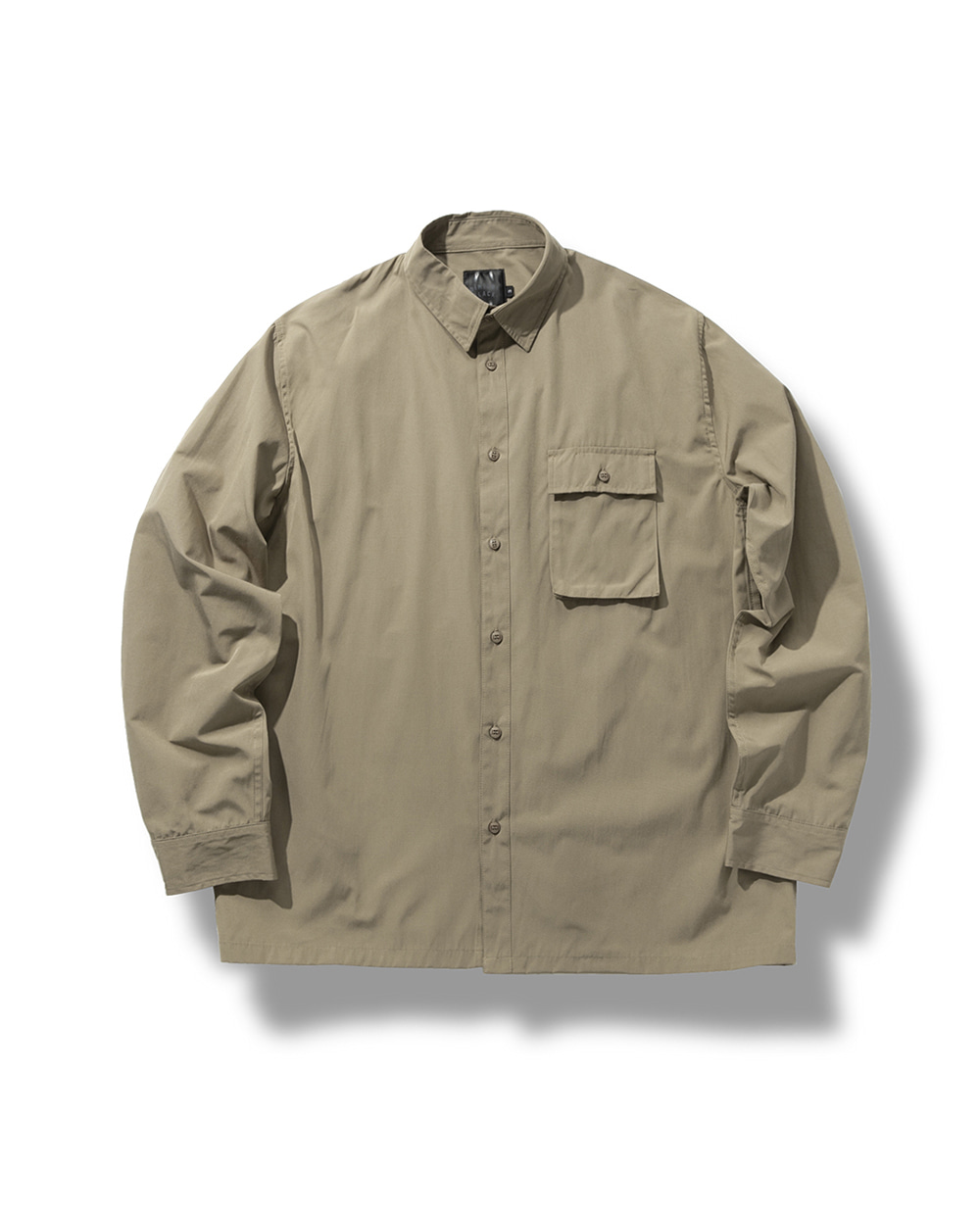 C/P SHIRTS JACKET BEIGE