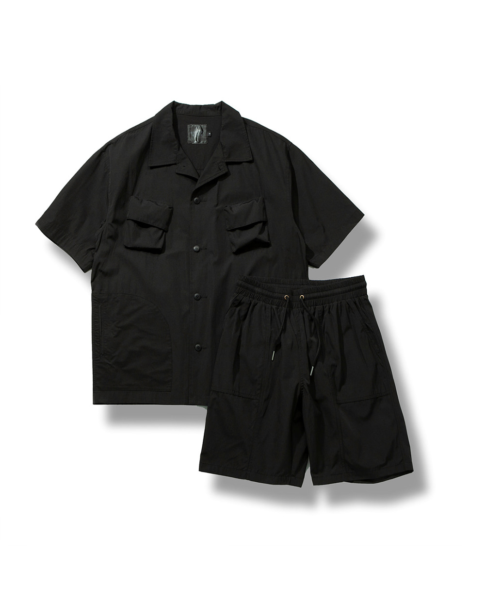 C/P FATIGUE SET-UP BLACK