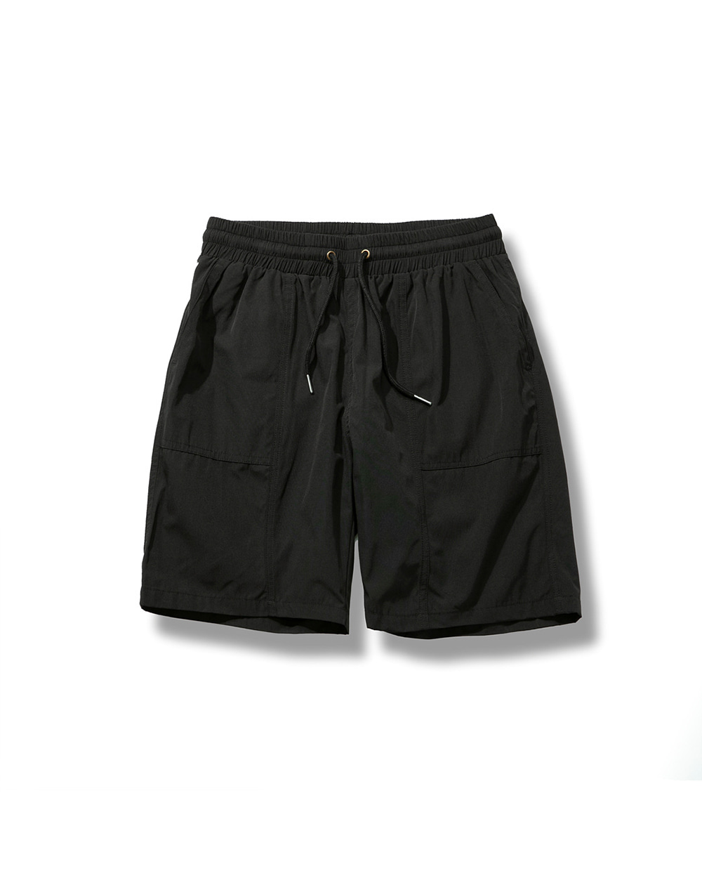 C/P FATIGUE HALF PANTS BLACK