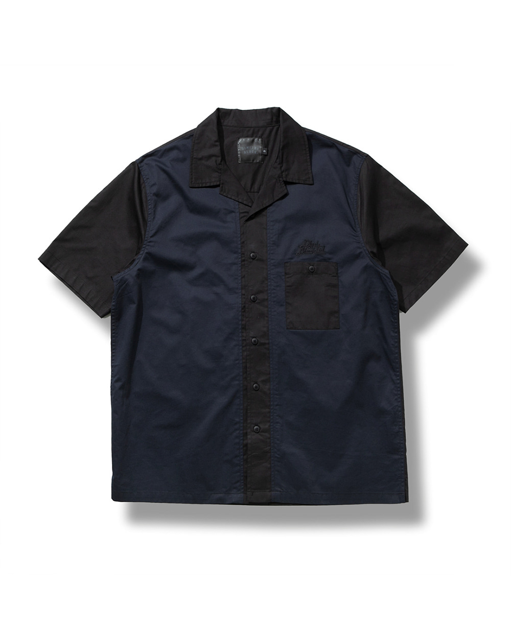 LUBALIN BOWLING SHIRTS NAVY