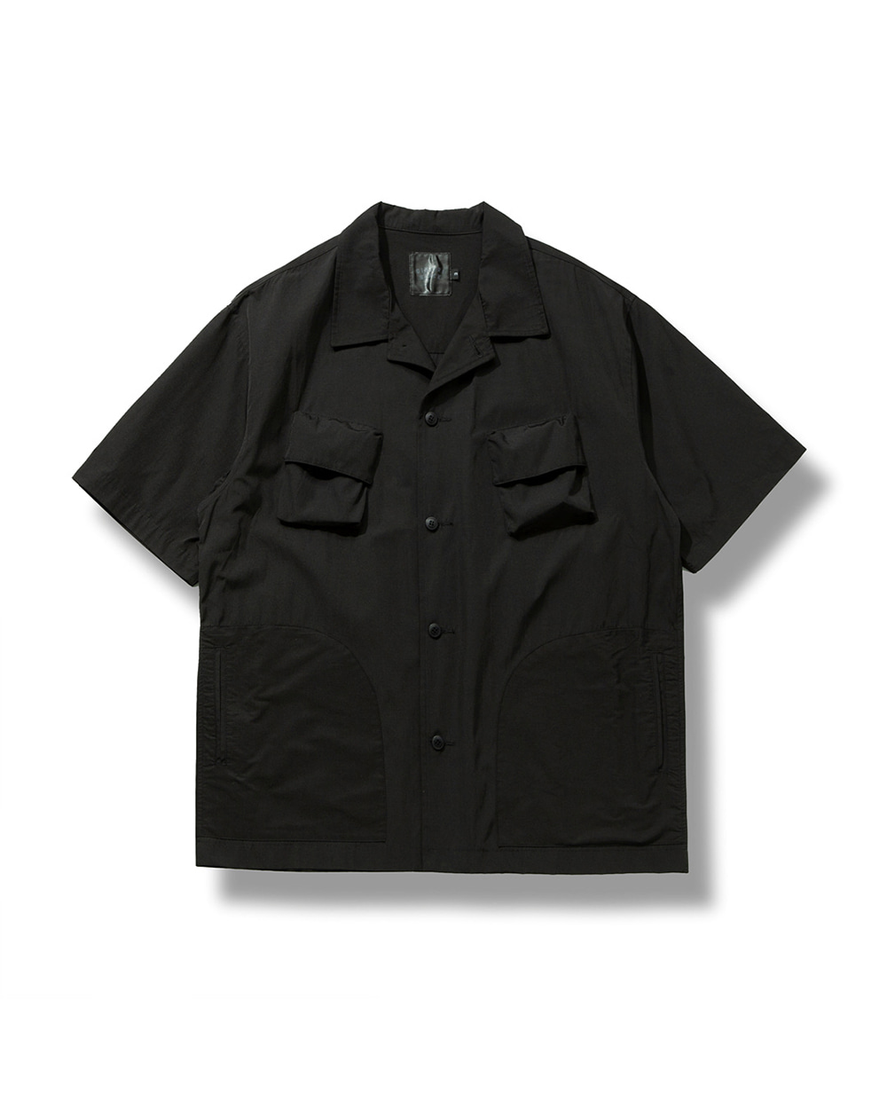 C/P FATIGUE SHIRTS BLACK