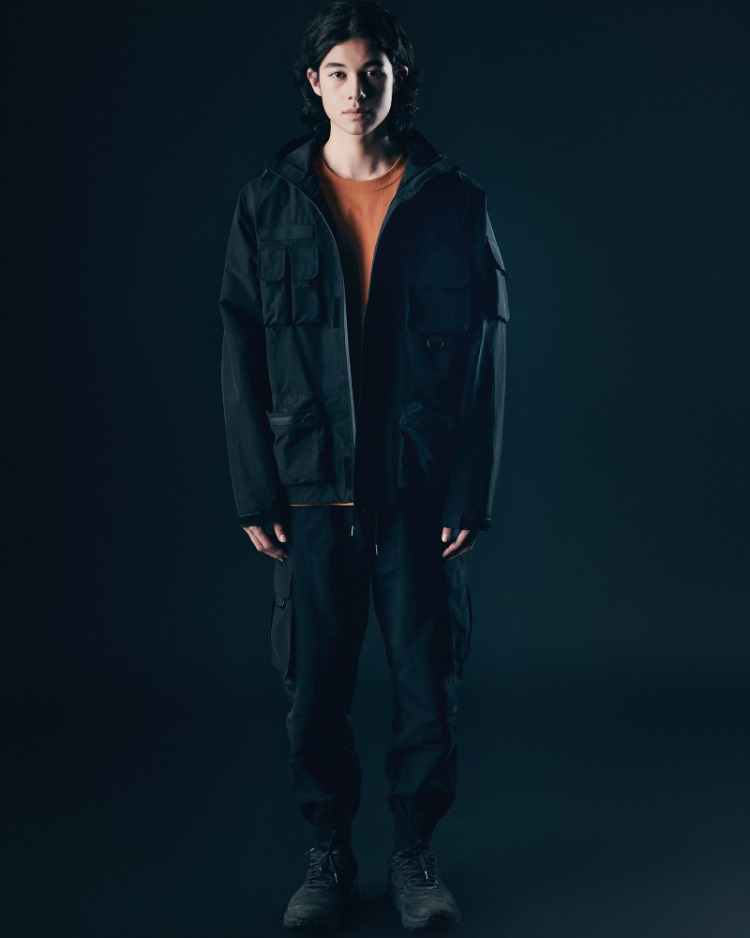 (VLADIMIR) WATERPROOF SET-UP (WIND JACKET)