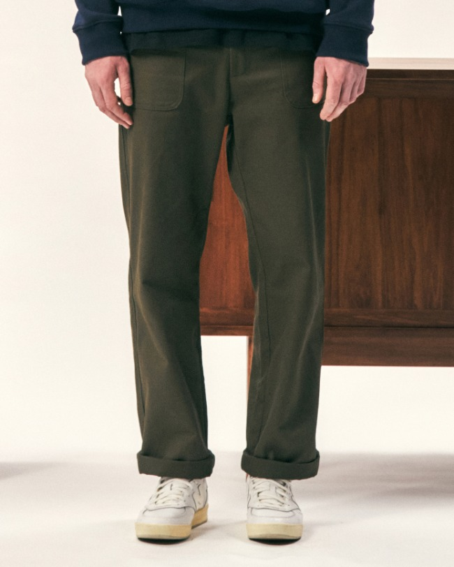 RISKABAT WORK PANTS OLIVE