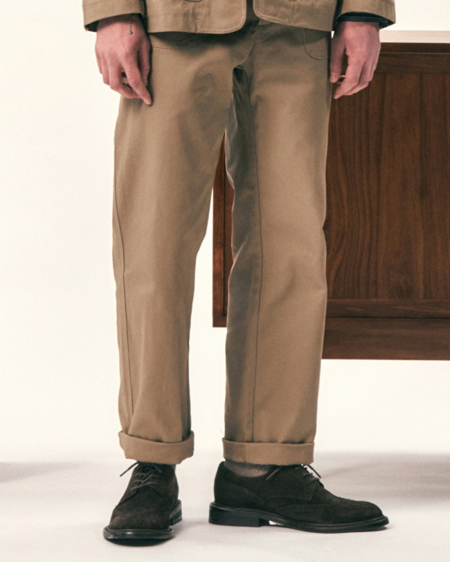 RISKABAT WORK PANTS BEIGE